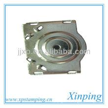 Support en nickel métallique pour thermostat