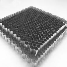 Panneau en nid d'abeille en aluminium pour revêtement mural externe