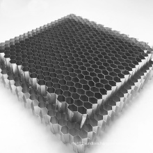 Revestimiento de pared externa Panel de nido de abeja de aluminio