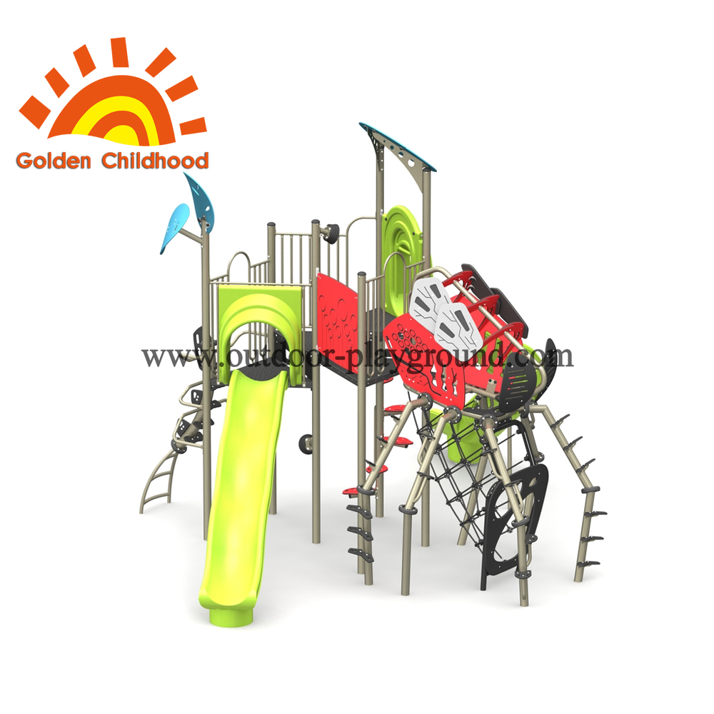 Large Insect Outdoor Playground Two For Children