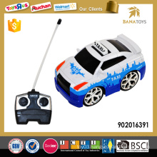 4CH kids rc small car toy with music and light