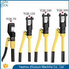 Widely used hydraulic cable accessories portable wire crimping tool press tools