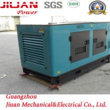 Гуанчжоу генератор на продажу цена 32kw бесшумная электрическая мощность 40kVA бесшумный дизельный генератор Cummins Set