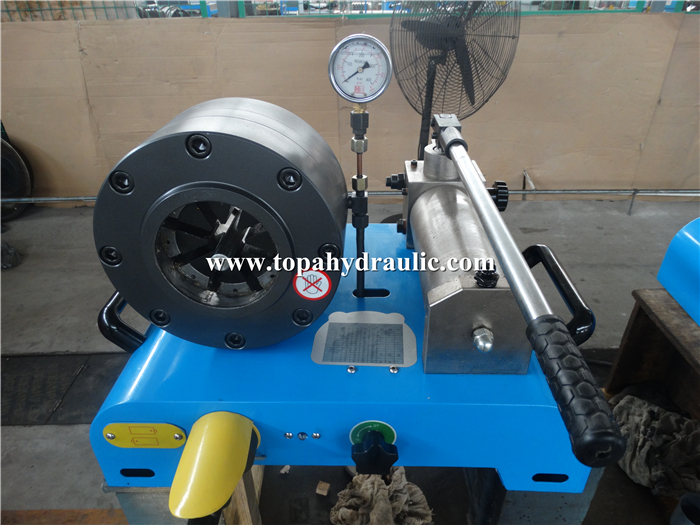 HCM-92S manual hose crimping machine for hose