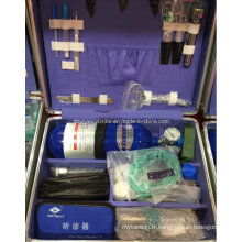 1L Portable Medical Oxygen Cylinder and Emergency Accessories
