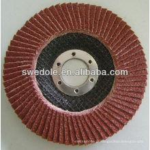 SATC - Disco abrasivo A / O para lixar abrasivo