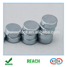 permanent neodymium magnet button for clothing