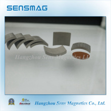 Rare Earth Permanent SmCo5 SmCo20 Arc Magnets with RoHS