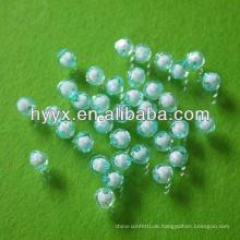 Großhandel Erde Form Kunststoff lose Perlen