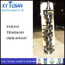 Vilebrequin pour Volvo Td102 & 103 OEM 8194457