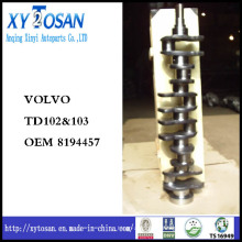 Crankshaft for Volvo Td102&103 OEM 8194457