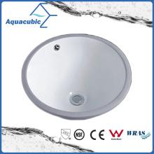 Bathroom Basin Undercounter Ceramic Sink (ACB1601)