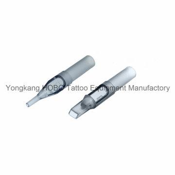 Pontas descartáveis plásticas da agulha da tatuagem da venda quente para o único uso