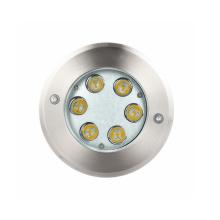 6W wasserdichte LED Einbauleuchte