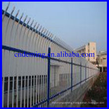Our company produces high quality PVC Coated Palisade Fence