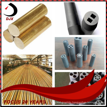 Various Sizes Graphite Dies/Graphite Sleeve for Copper Rod