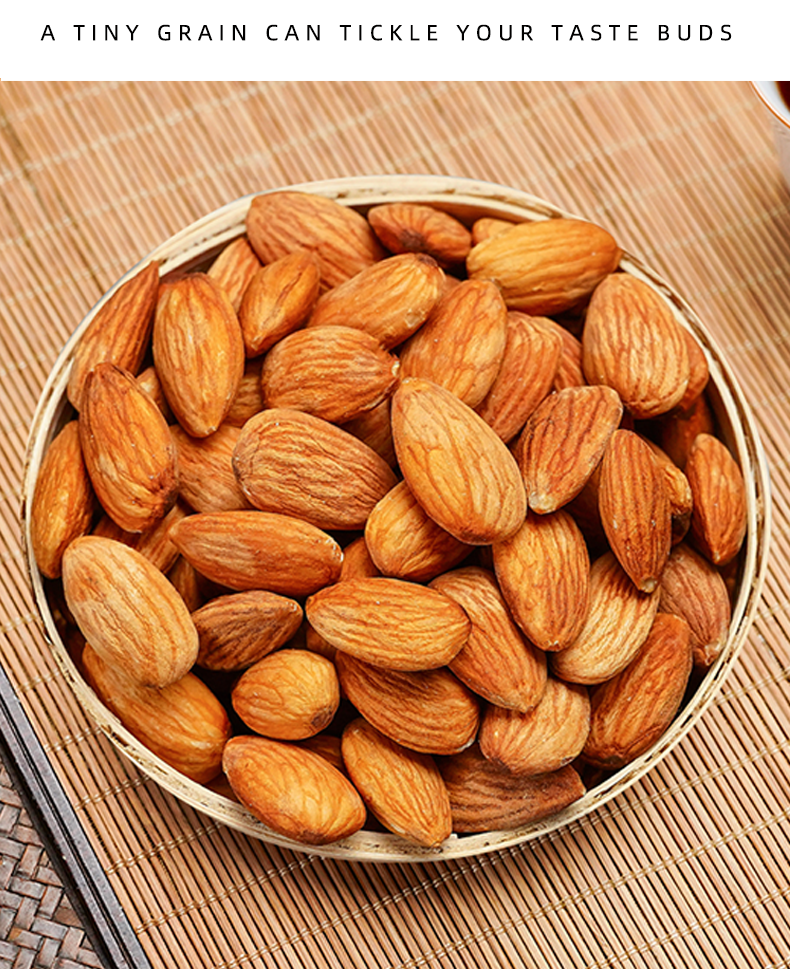 Healthy and Tasteful Almonds