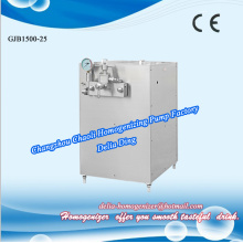 Milk high pressure homogenizer