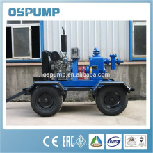 belt driven trash pump high quality with high presure