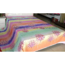 Мягкая ткань для полотенец с набивным рисунком шириной 100%