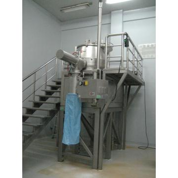 GHL High speed mixing granulator use in LAB