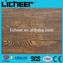 Ламинированные напольные покрытия изготовлены из фарфорового тиснения с поверхностью 8,3 мм / легко нажимают ламинированные напольные покрытия