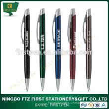 Лазерная гравировка Логотип Металлическая ручка Alibaba China