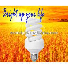 40W энергосберегающие лампы спираль