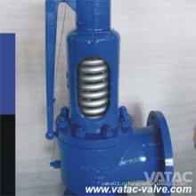 По API 520 ДСП/ЛДСП/Wc6 пружиной низкого подъема предохранительного клапана