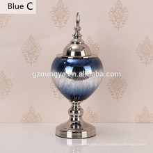 Бизнес подарок свадебные украшения оптовая продажа украшения дома смолаы бутылка лампы