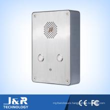 Emergency Telephone Elevator Vandal Resistant Telephone Jr301-2b-Ow