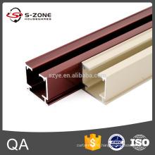 heavy duty aluminum curtain rail GD04