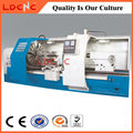 China High Precision Horizontal CNC Metal Lathe Machine Fabricant