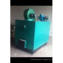 Calentador automático del aceite ardiente