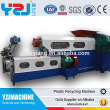 Waste PP PE ABS plastic recycling machine