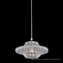 Vente chaude moderne lustres en cristal / pendentif lumière / lampe LT-71113