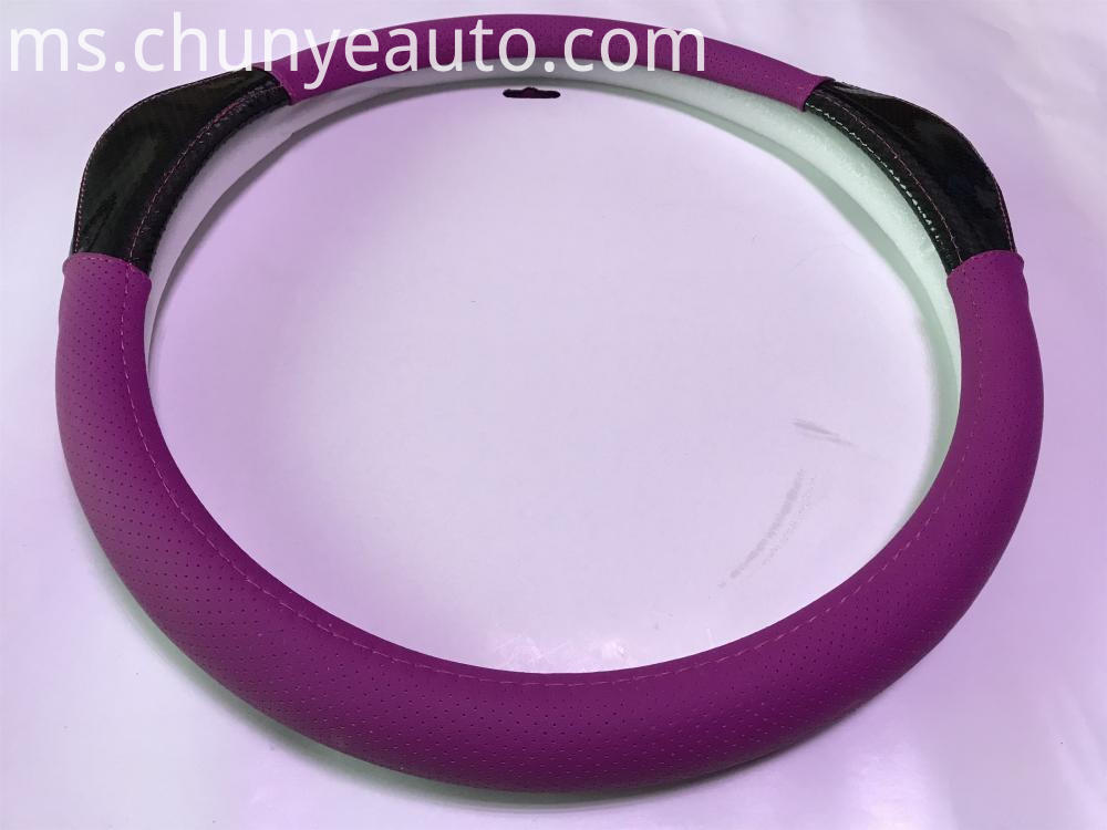 lady car steering wheel cover