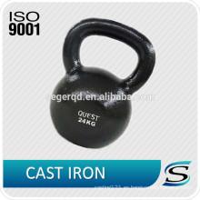 campana de hierro fundido