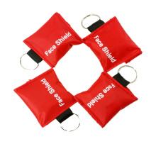 Медицинская маска для СЛР Face Shield С кольцом для ключей