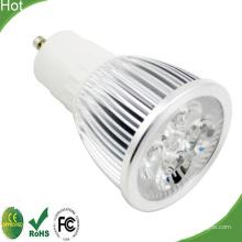 GU10 5W Lampada светодиодный прожектор