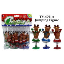 Novelty Jumping Figure Toy