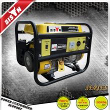 Bison China Zhejiang Zuverlässige Benzin Maschine Vier-Takt 1.5KVA Power King Generator Set 1500w