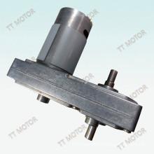 GM100F-555PM 12v 25rpm high torque spur gear motor electric