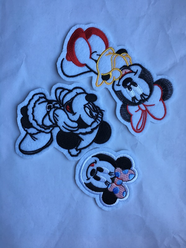 Mickey Mouse Embroidery