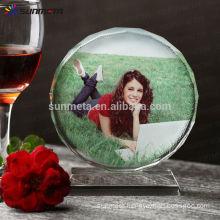 sunmeta lastest design Sublimation crystal for craft hot sale