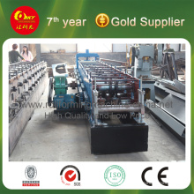 Z Purline Roll Forming Machine with Punching Section Cbrl