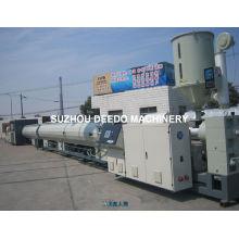 Chaîne de production de tuyau de drainage de PE de pp