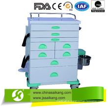 Luxury Simple Medical Anesthesia Trolley