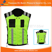 cool design Reflective Running Vest with pockets