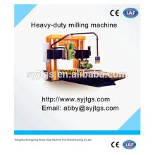 Pórtico tipo planer fresadora e máquina de moagem preço de venda quente em estoque oferecido por pórtico tipo planer moagem e moagem m
